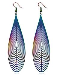 Women's Drop Earrings Dangle Earrings Fashion Oversized Ethnic Statement Jewelry Cool Steel Jewelry For Wedding Party