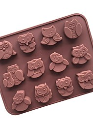 1 Piece Cake Molds For Ice Chocolate Cake Cookie Silica Gel Baking Tool