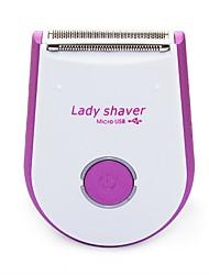 billige Barbering og hårfjerning-Epilator Nuttet Avtagbar Trådløs bruk Håndholdt design 3 i 1 Damer Krop <5V