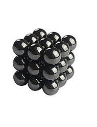 cheap -Magnet Toys Magic Prop Neodymium Magnet Stress Relievers Educational Toy 20 Pieces 18mm Toys Wrought Iron Magnetic Extra Large Novelty