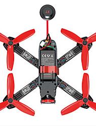 Недорогие -RC Дрон Walkera Furious215 4 канала 2.4G С HD-камерой Квадкоптер на пульте управления Светодиодные фонарики / С камерой Квадкоптер Hа пульте Yправления / Пульт Yправления / Камера