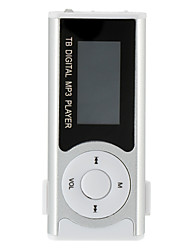 Mini Slim Clip USB MP3 Music Media Player LCD Screen