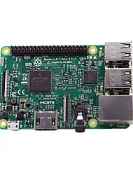 baratos -raspberry pi 3 modelo b cortex-a53 quad-core board w / 1gb ram