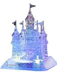 preiswerte -3D - Puzzle Holzpuzzle Kristallpuzzle Hunde Turm Pferd Architektur Bär 3D Kunststoff Eisen Unisex Geschenk