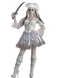 Mago/Strega Costumi da vampiro Costumi da pirata Cosplay Costumi Cosplay Stile Carnevale di Venezia Donna Per adulto Halloween Carnevale