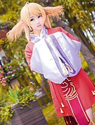 economico -Ispirato da Cosplay Cosplay Anime Costumi Cosplay Abiti Cosplay Altri Kimono Cintura Braccialetto Accessori per capelli Per Donna