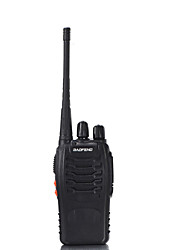 cheap -Walkie Talkie Handheld Low Battery Warning Power Saving Function VOX Busy Channel Lockout Monitoring 3KM-5KM 3KM-5KM 16 Walkie Talkie Two