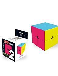 Rubiks terning Warrior 2*2*2 Let Glidende Speedcube Magiske terninger Puslespil Terning ABS Kvadrat Gave