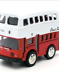 economico -Macchinine giocattolo Autobus Giocattoli Auto Plastica Per bambini 1 Pezzi