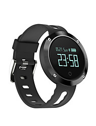 cheap -Smart Watch Touch Screen Heart Rate Monitor Calories Burned Pedometers Blood Pressure Measurement Long Standby Information Message