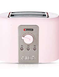 Vangona HT-50 Bread Makers Toaster Kitchen 220V Health Care Light and Convenient Quiet and Mute Timer Cute Low Noise Power light indicator Lightweight