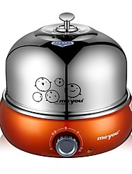 Meyou MY-35G Multi-Functional Egg Boilers 304 Stainless Steel Baby Steamer Automatic Power Protection Large Capacity