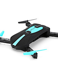 RC Drone JY 018 4 Channel 6 Axis 2.4G With 2.0MP HD Camera RC Quadcopter One Key To Auto-Return Headless Mode Upside Down Flight RC