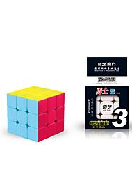 baratos -Rubik's Cube QI YI Warrior 3*3*3 Cubo Macio de Velocidade Cubos mágicos Cubo Mágico Dom Para Meninas