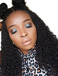 Brazilian Human Hair 120 Density Full Lace Wig Human Curly Full Lace Wigs Kinky Curly Full Lace Human Hair Wigs With Baby Hair