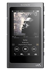 abordables -SONY La chaîne hi-fiPlayer32Go Jack 3.5mm Carte Micro SD 128GBdigital music playerTactile