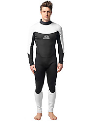 49ce59a659 MYLEDI Men s Full Wetsuit Thick 3mm Neoprene Diving Suit Waterproof Thermal    Warm Swimming Diving Spring Summer Fall   Winter