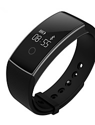 cheap -Smart Bracelet Heart Rate Blood Pressure Monitor Sports Step Waterproof Bluetooth 4.0 Wristband
