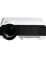 cheap -HTP LED86WIFI 3LCD Home Theater Projector LED Projector 5500 lm Android 4.4 Support 1080P (1920x1080) 50-300 inch Screen / WXGA (1280x800) / ±15°