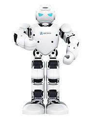 Недорогие -RC-робот Внутренние и персональные роботы Bluetooth Алюминиевый сплав / ABS Прогулки / Цифровой
