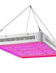 LED Grow Lights Recessed Retrofit 1200 SMD 5730 21000-25000 lm Warm White Red Purple UV (Blacklight) K Waterproof AC85-265 V