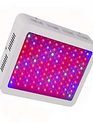 100W Full Spectrum LED Grow Light for Hydroponics and Flowering Plants Red Blue UV IR EU / US 100 High Power 1W Beads Voltage AC85 265V