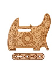 cheap -Professional Circuit Board TL Guitar Wooden Fun Musical Instrument Accessories