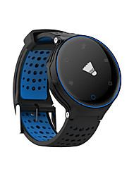 cheap -Smart Bracelet Touch Screen Heart Rate Monitor Water Resistant / Water Proof Calories Burned Pedometers Exercise Record Distance Tracking