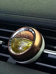 Parada de ar do carro Perfume de grade Chá de limão branco Chá de floração chinês Manhã fresca Manhã Purificador de ar automotivo