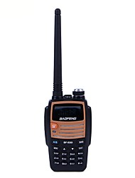 abordables -Baofeng bf-530i walkie talkie vhfuhf doble banda 136-174mhz&400-520mh cb radio 5w 128ch fm radio de dos vías walkie-talkies