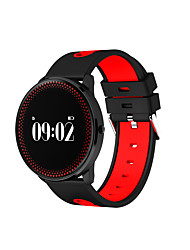 cheap -0.96 Inches Smart Bracelet IP67 Waterproof Long Standby Blood Pressure Oxygen Heart Rate Monitoring  Motion Step Intelligent Bracelet for Android &iOS