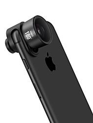 Lenti della macchina fotografica del smartphone di momax lente lunga obiettivo focale di 20x dell'obiettivo di pesce dell'obiettivo di 20x