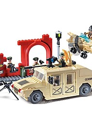 Blocs de Construction Petites Figurines à Construire Jouets Automatique Cheval Pièces Unisexe Cadeau
