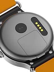 baratos -Relógio inteligente satélite Radio FM Tela de toque Monitor de Batimento Cardíaco Impermeável Calorias Queimadas Pedômetros Tora de