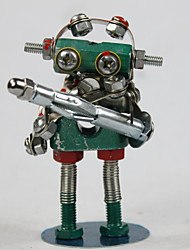 Quebra-cabeças Kit Faça Você Mesmo Quebra-Cabeças 3D Quebra-Cabeças de Metal Brinquedos de Lógica & Quebra-Cabeças Blocos de construção