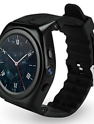 Недорогие -yy z06 3g wifi smart watch bluetooth 4.0 пульс gps камера для телефона android ios
