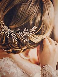 preiswerte -Imitation Perle Haar Kämme Haar Werkzeug Kopfschmuck klassischen weiblichen Stil