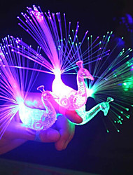 LED Lighting Toys Bird Animals Gleam Pieces