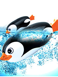 cheap -YIJIATOYS Water Play Equipment Bath Toy Water Toy Sports & Outdoor Play Toys Electric Penguin ABS Waterproof Material 5000pcs Pieces Kid's