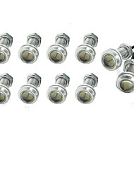 cheap -SO.K 10pcs 1156 Car Light Bulbs SMD 5630 180 lm Exterior Lights For universal