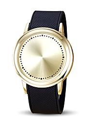 economico -Per uomo Bambini Orologio sportivo Orologio alla moda Orologio da polso Creativo unico orologio Cinese Quarzo Schermo touch Resistente