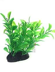 cheap -Aquarium Decoration Plants Resin
