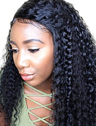 cheap -360 Lace Frontal Wigs Deep Wave For Black Women Pre Plucked Lace Wig 100% Peruvian Human Remy Hair Products