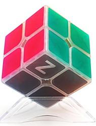 abordables -Rubik's Cube z-cube Cube luminescent lumineux Cube de Vitesse  Cubes Magiques Anti-Stress Casse-tête Cube Phosphorescent Mode d'Emploi