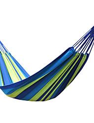abordables -2 Personas Hamaca para camping Plegable Nailon para Camping Camping / Senderismo / Cuevas Al Aire Libre