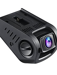 cheap -A118C Full HD 1920 x 1080 170 Degree Car DVR NT96550 1.5 inch Dash Cam G-Sensor Parking Mode motion detection Loop recording WDR