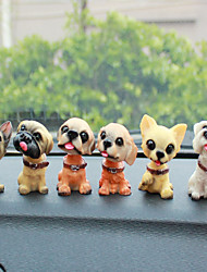 cheap -DIY Automotive Ornaments   Dog   Dolls  Car Pendant & Ornaments Plastic