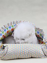 preiswerte -Hund Betten Haustiere Matten & Polster Blau Rosa Für Haustiere