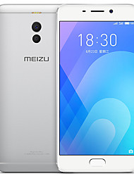 meizu m6 notes 5.5 pouces 4g smartphone (3g ram + 32gb rom 5mp + 12mp snapdragon 625 4000mah)