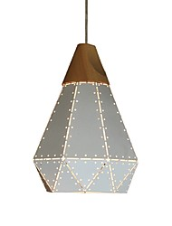 cheap -YY QSGD DT-37 110V 220V Pendant Lamp Retro Iron Shape Hanging Light Loft Pendant Lamp Adjustable Cafe Light Fixture Chandelier